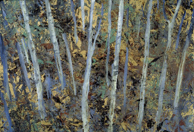 Audrey Frank Anastasi, 'Blue Forest', 2009