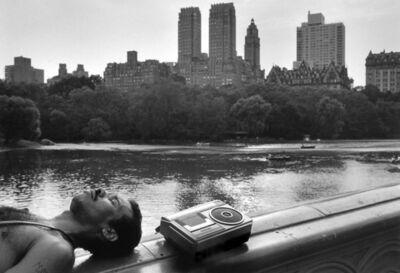 Ferdinando Scianna, 'USA. New York City. Manhattan. Central Park. ', 1985