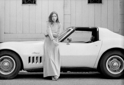 Julian Wasser, 'Joan Didion at Home in Hollywood, Time Magazine', 1968