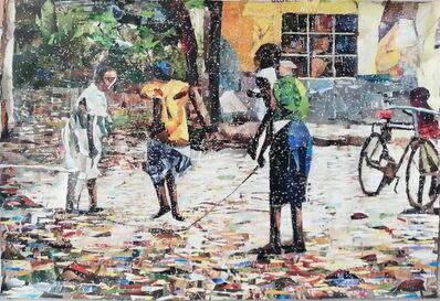 John Vusi Mfupi, 'Mgusha', 2019