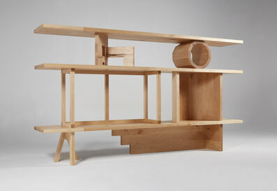 Fort Makers, 'Stack Shelving Unit', 2016