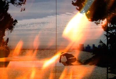 Michel Auder, 'LA ON FIRE (I)', 2008