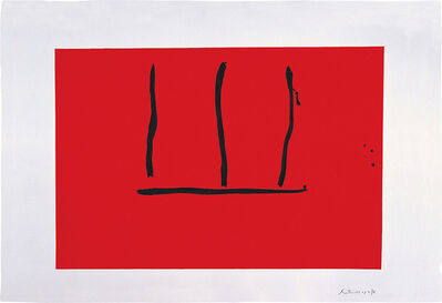 Robert Motherwell, 'Untitled', 1973