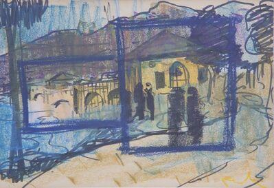 Paul Guiragossian, 'Paysage II', ca. 1960
