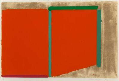 John Hoyland, 'Untitled', 1969