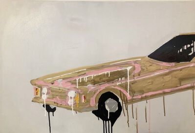 Alison Mosshart, 'HOOD', 2018