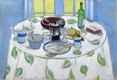 Joseph Plaskett, 'Remains of a Lunch', 2009