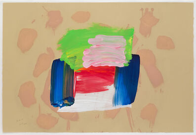 Howard Hodgkin, 'Ice Cream', 2015-2016