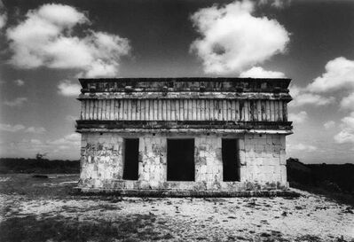 Leandro Katz, 'Las Tortugas, after Catherwood [Uxmal] (House of the Turtles, a la manera de Catherwood)', 1985