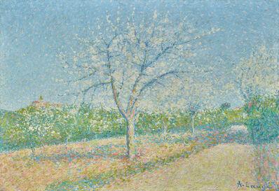 Achille Laugé, 'Le Jardin de l'Alouette au printemps', ca. 1915