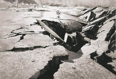 Emma Stibbon, 'Collapsed Pavement, Kïlauea Iki Crater', 2017