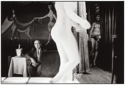 Frank Horvat, 'Paris , Le Sphynx H', 1956