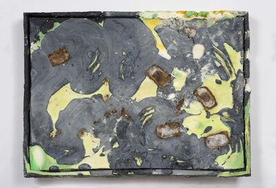 Catharine Czudej, 'Large Soap Painting 4/8', 2015