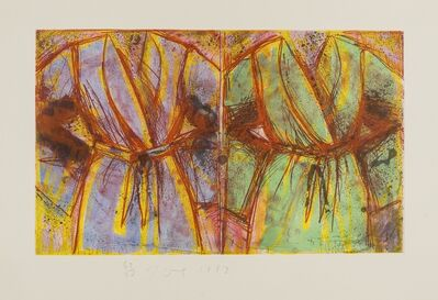 Jim Dine, 'Behind the Thicket (Carpenter 68)', 1993