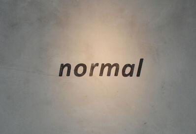 Elmas Deniz, 'Normal', 2013
