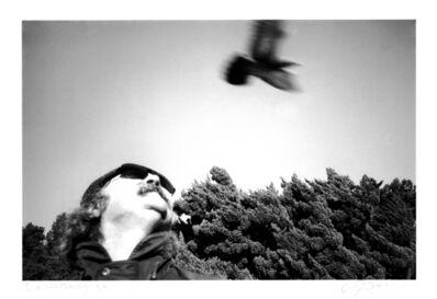 Graham Nash, 'David Crosby (Bird)', 2016
