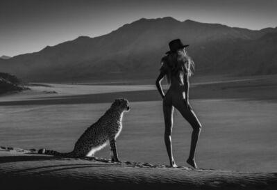 David Yarrow, 'African Tails', 2017