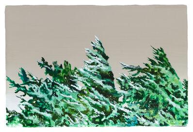 Lin-Yuan Zeng, 'Windy forset', 2015