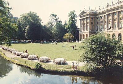 Luigi Ghirri, 'Milano, Villa Reale', years 19701987