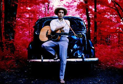 Elliott Landy, 'Bob Dylan, Woodstock, NY 1968 - Infrared'