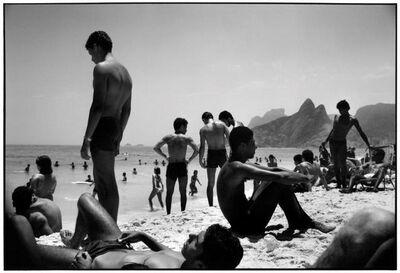 Elliott Erwitt, 'Brazil, Rio De Janeiro', 1984