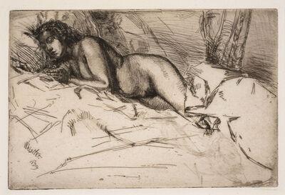 James Abbott McNeill Whistler, 'Venus ', 1859
