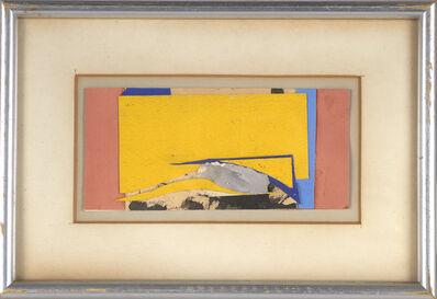 Budd Hopkins, 'Untitled', 1969