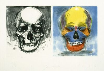 Jim Dine, 'Technicolor', 1996