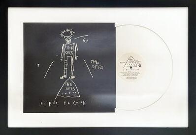 Jean-Michel Basquiat, 'The Offs - First Record ', 2015