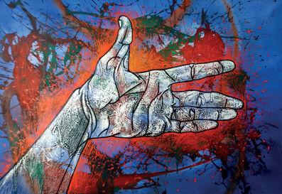 Luis Miguel Valdes, 'Tenth: My Left Hand', 2017