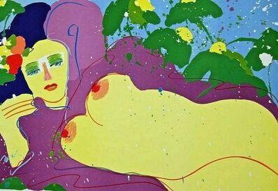 Walasse Ting 丁雄泉, 'Grape Flavor', 1981