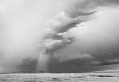 Mitch Dobrowner, 'Pillar Cloud, Somewhere, Montana', 2011