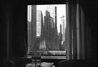 José Antonio Martínez, 'Early morning New York', 2004