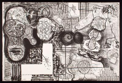 Luis Gordillo, ' Todos los hombres patata quieren a las mujeres patata No. 1', 1987