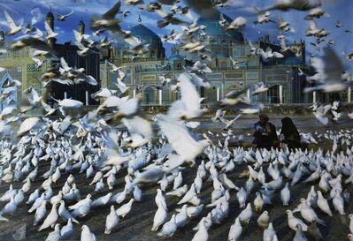 Steve McCurry, 'Blue Mosque (Mazar I Sharif, Afghanistan)', 1991