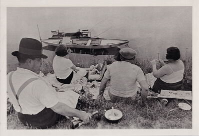 Henri Cartier-Bresson, 'River Marne', 1938