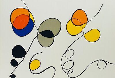 Alexander Calder, 'Alexander Calder Derrière le Miroir lithograph ', 1968