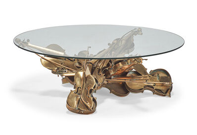Arman, 'Coffee Table', ca. 1990
