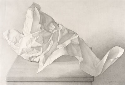 Claudio Bravo, 'Papel blanco / White Paper', 2006