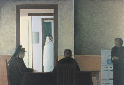 Will Barnet, 'The Family', 1992