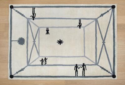 Diego Giacometti, 'La rencontre', 1984