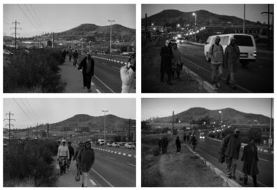 Simon Gush, 'Workers Leaving the Factory', 2014