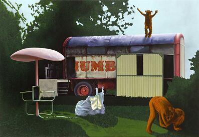 Robert Sturmhoevel, 'Fumble', 2017