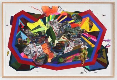Franz Ackermann, 'Fracht und Ladung III', 2015