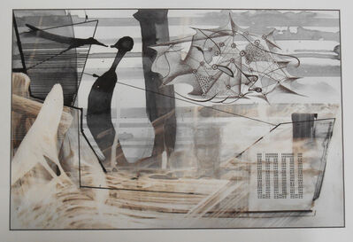 David Wetzl, 'Mind Float', 2010