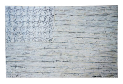 MADSAKI, 'white flags 2p', 2018