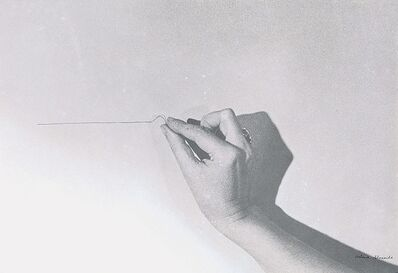 Helena Almeida, 'Sem Título (Untitled)', 1975
