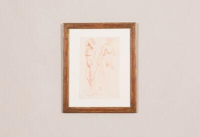 Félix Vallotton, 'Deux nus debout', not dated