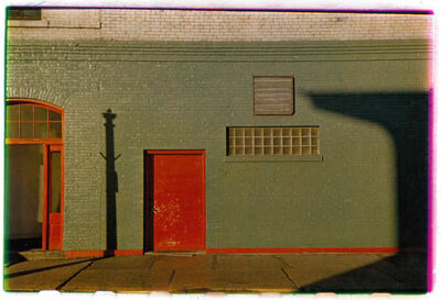 Arthur Siegel, 'Untitled (Red Door)', 1952