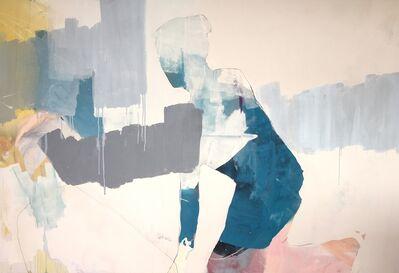 Melissa Herrington, 'Of The Mending Sun. She Bursts- Blue'